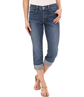 NYDJ - Dayla Wide Cuff Capri in Heyburn Wash
