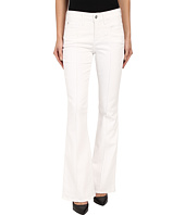 NYDJ - Farrah Flare Jeans in Spotless White