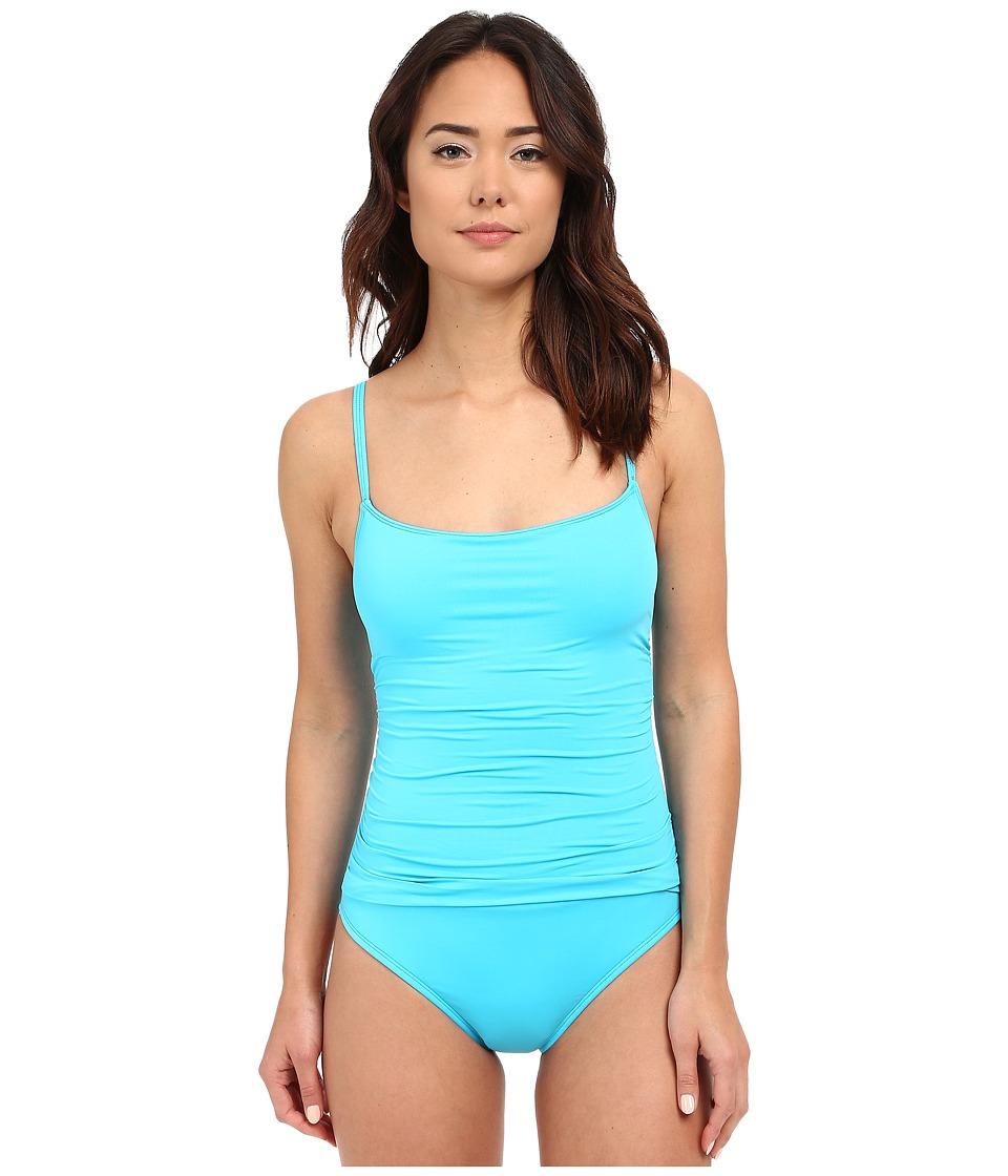 La Blanca Island Goddess Lingerie Mio One Piece Pool Womens Swimsuits One Piece
