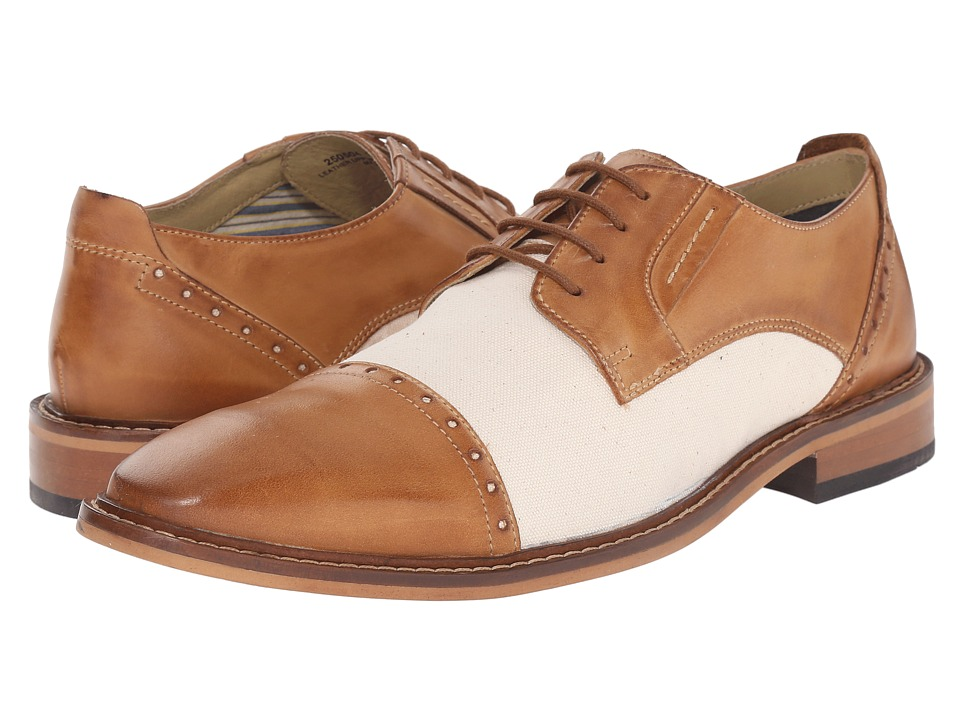 Giorgio Brutini - Daunt Tan Mens Shoes $95.00 AT vintagedancer.com