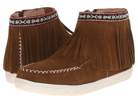 Minnetonka Womens Vienna Ankle Boot