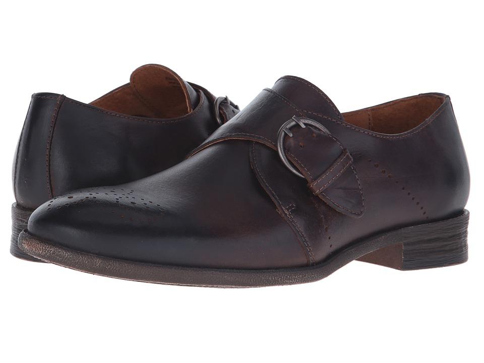 Robert Wayne Montana Brown Mens Shoes