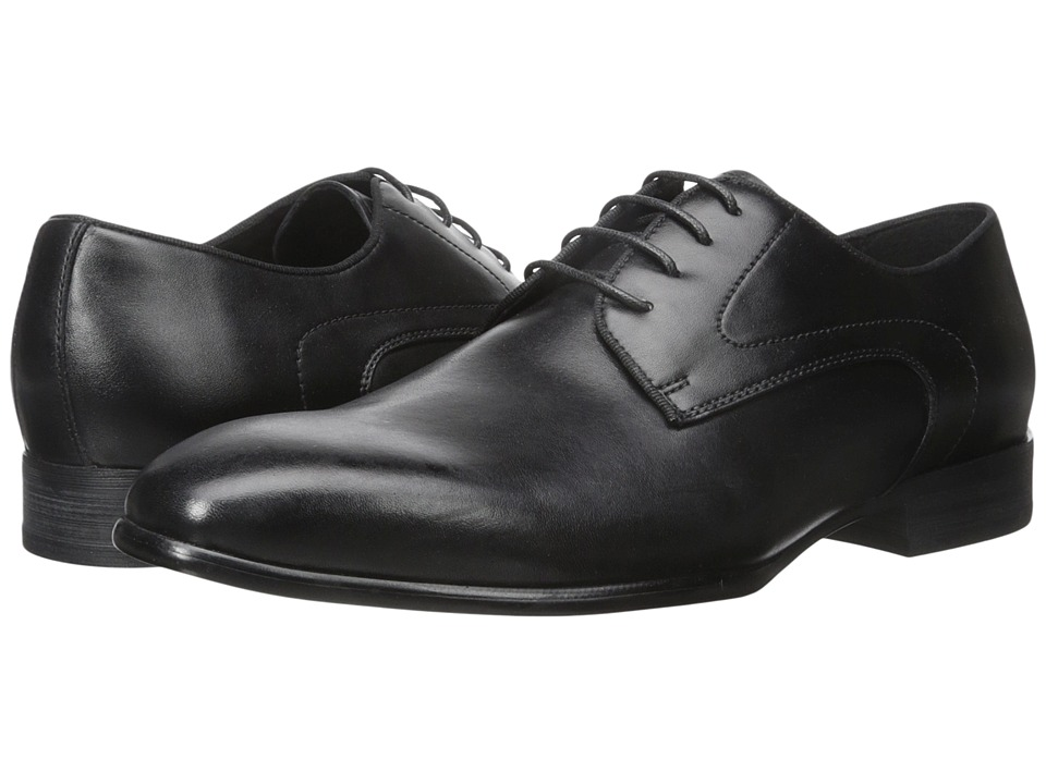 Steve Madden Capless Black Mens Lace up casual Shoes