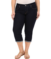 Levi's® Plus - Plus Size Shaping Capris