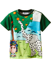 Dolce & Gabbana Kids - Elephant T-Shirt (Infant)