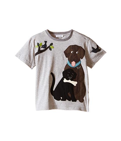 Dolce & Gabbana Kids Dog Family T-Shirt (Toddler/Little Kids)