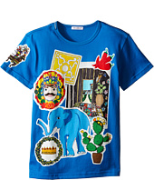 Dolce & Gabbana Kids - Patched T-Shirt (Big Kids)