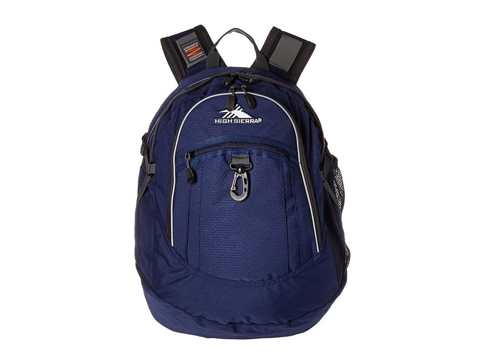 High Sierra - Fat Boy Backpack (True Navy/Mercury) Backpack Bags