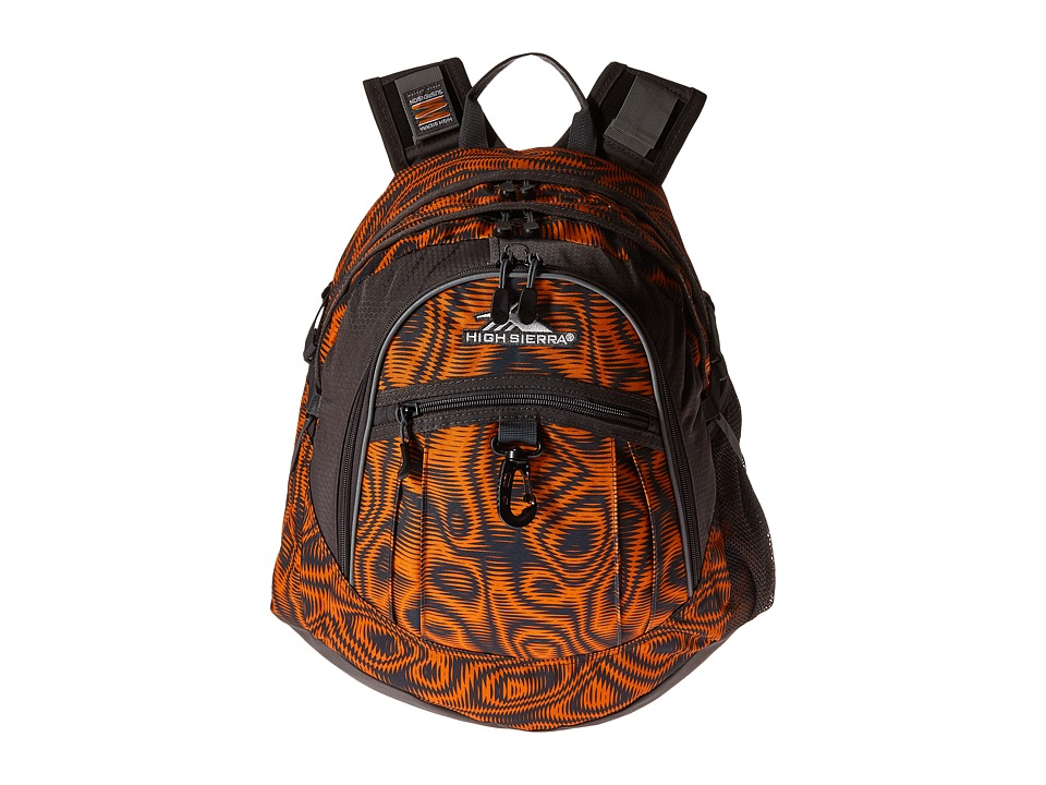 High Sierra - Fat Boy Backpack (Faze/Mercury) Backpack Bags