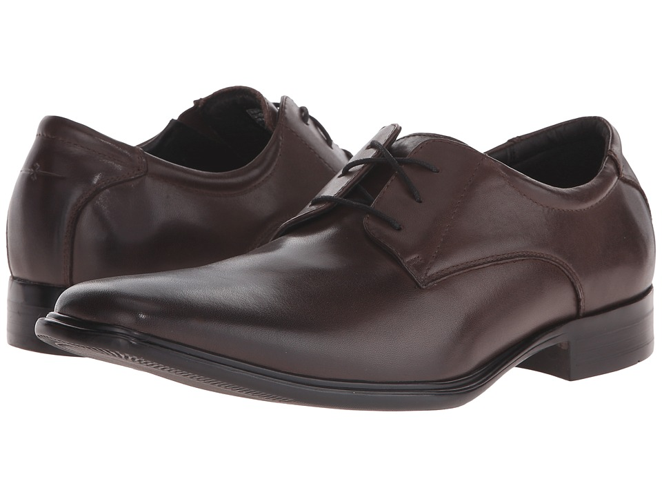 Mark Nason Vesper Dark Brown Leather Mens Lace up casual Shoes