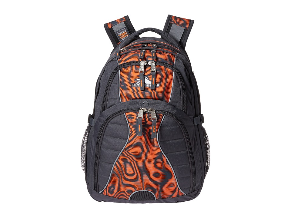 High Sierra - Swerve Backpack (Mercury/Faze) Backpack Bags