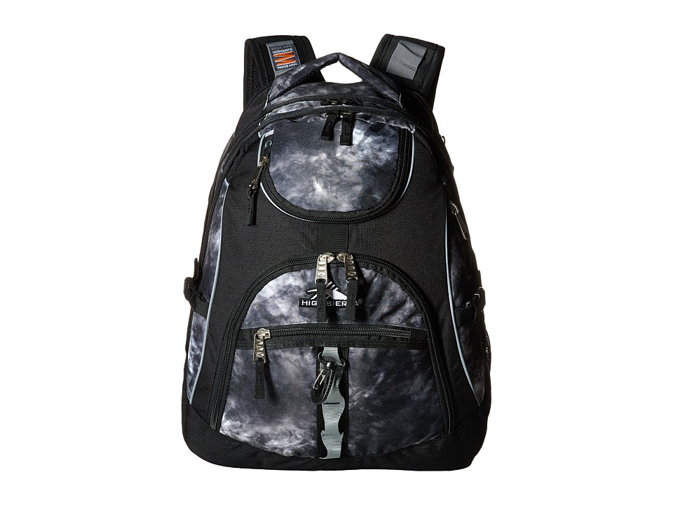 High Sierra - Access Backpack (Atmosphere/Black) Backpack Bags