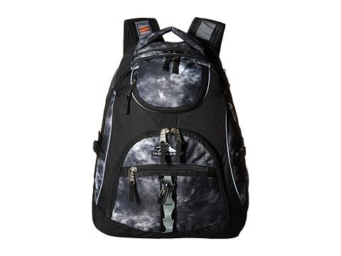 High Sierra Access Backpack - Atmosphere/Black