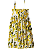 Dolce & Gabbana Kids - Limoni Dress (Big Kids)