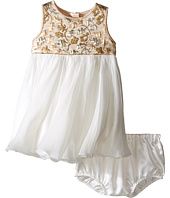 Dolce & Gabbana Kids - Floral Jacquard Dress (Infant)