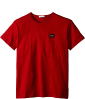 Dolce & Gabbana Kids - Logo T-Shirt (Big Kids)
