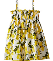 Dolce & Gabbana Kids - Limoni Dress (Toddler/Little Kids)