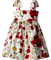Dolce & Gabbana - Fiori Dress (Toddler/Little Kids)