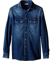 Dolce & Gabbana - Denim Western Shirt (Big Kids)