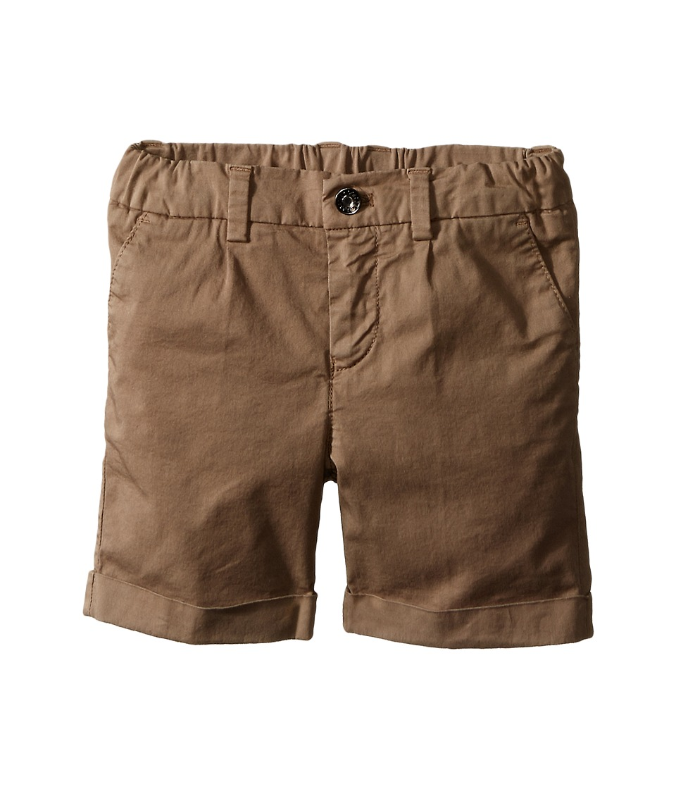 Dolce amp Gabbana Kids Bermudas Shorts Infant Khaki Boys Shorts
