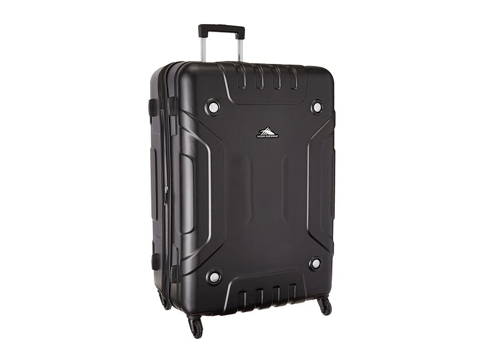 High Sierra - RS Series 29.5 Hardside Spinner (Black) Luggage