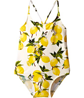 Dolce & Gabbana - Limoni One-Piece Swimsuit (Toddler/Little Kids)