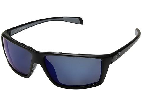Native Eyewear Sidecar - Asphalt/Blue Reflex