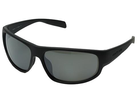 Native Eyewear Crestone - Asphalt/Dark Gray/Asphalt/Silver Reflex