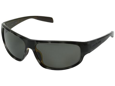 Native Eyewear Crestone - Obsidian/Dark Gray/Light Gray/Gray