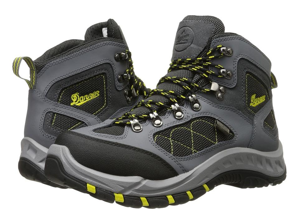 Danner Trail Trek 4.5 (Gray/Yellow) Men