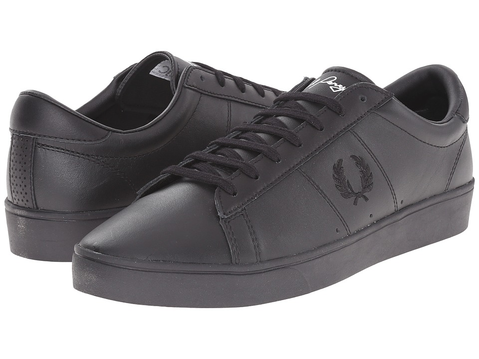 Fred Perry - Spencer Leather (Black) Men