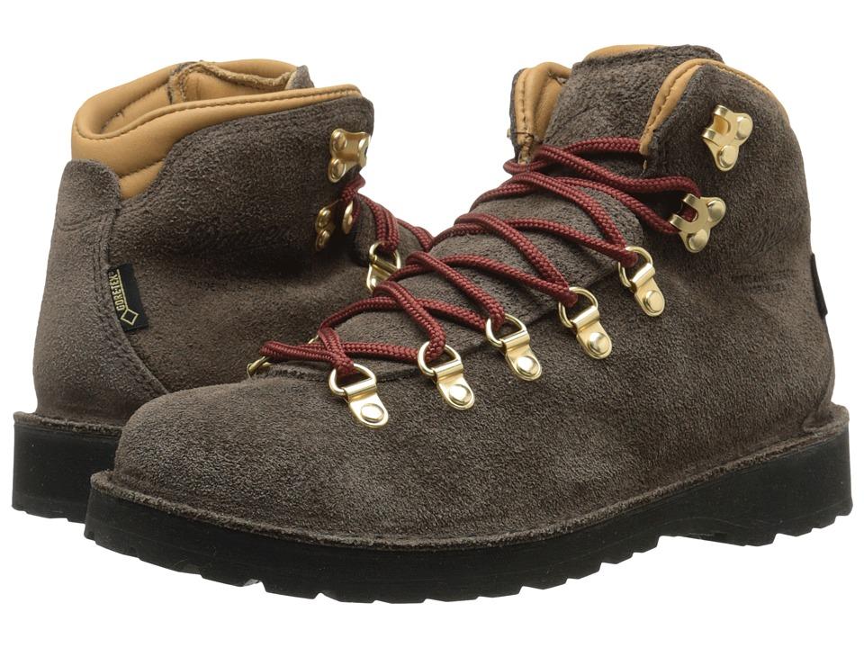 Danner Mountain Pass Major Brown Womens Work Boots