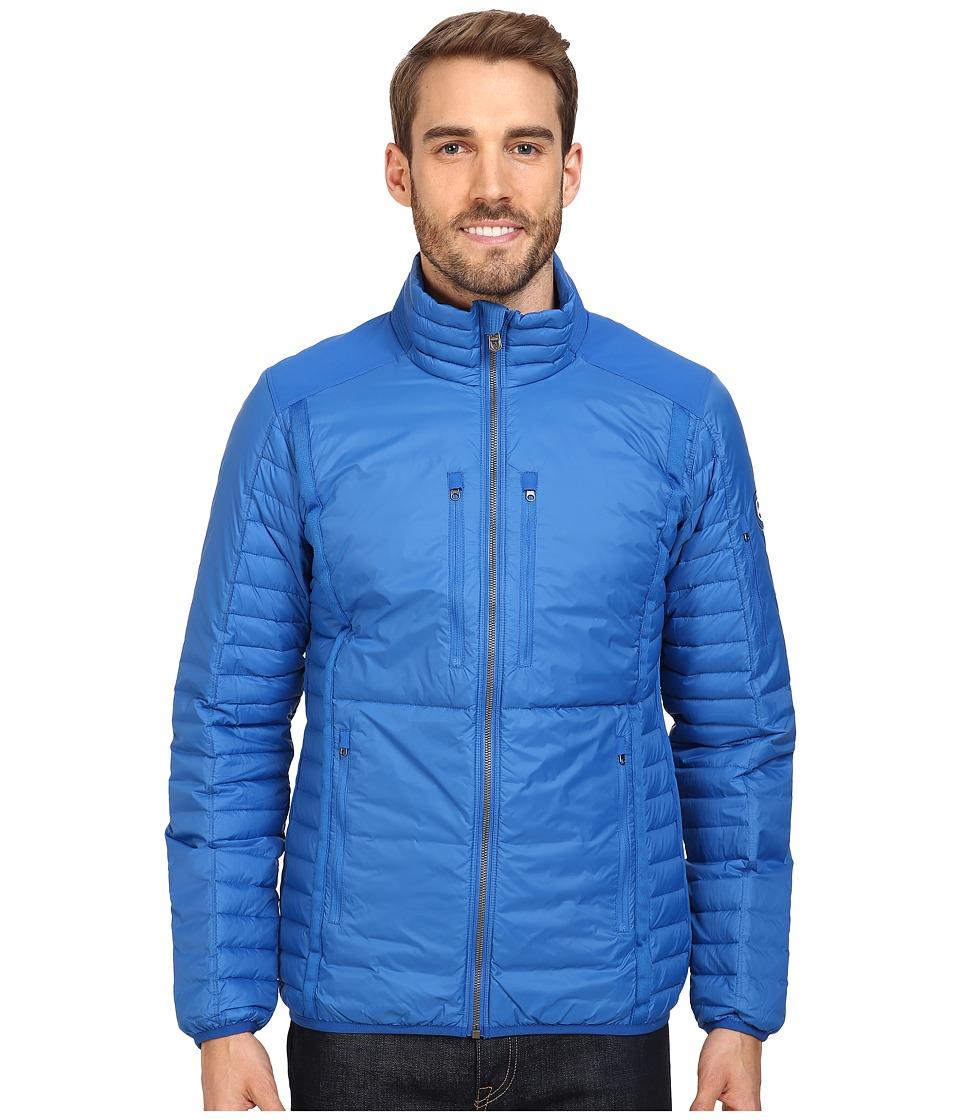 KUHL PRODUCTS INC. Spyfiretm Jacket (Lake Blue) Men's Coat