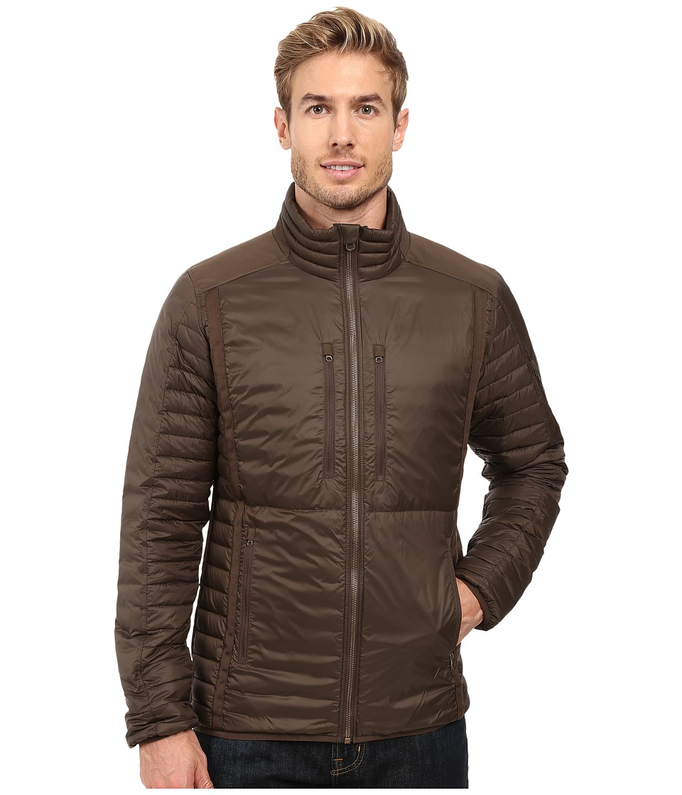 KUHL PRODUCTS INC. Spyfiretm Jacket (Espresso) Men's Coat