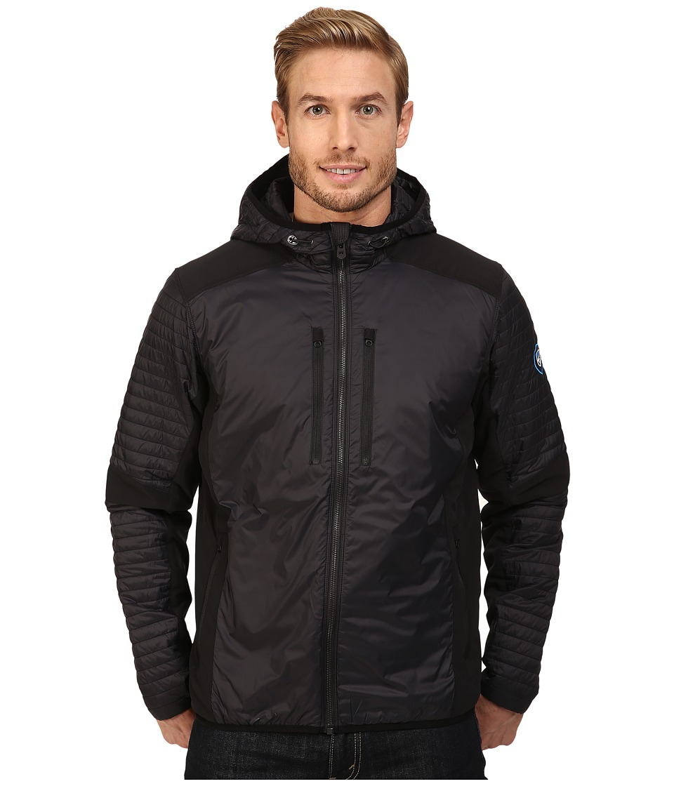KUHL PRODUCTS INC. Firefly Hoodie (Raven) Men's Coat