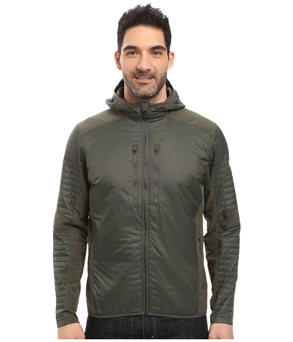 KUHL PRODUCTS INC. Firefly Hoodie (Dark Forest) Men's Coat