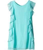Ella Moss Girl - Eden Asymmetrical Dress (Big Kids)