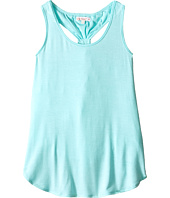 Ella Moss Girl - Robin Racerback Tank Top w/ Lace Detail (Big Kids)