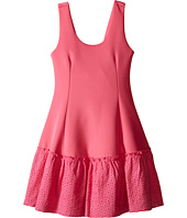 Ella Moss Girl - Anneka Drop Waist Tulip Dress (Big Kids)