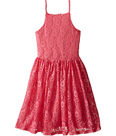 Ella Moss Girl - Bria Sleeveless Lace Dress (Big Kids)