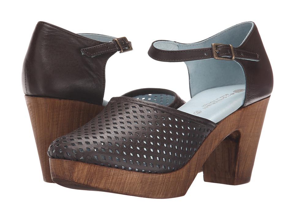 Eric Michael - Sadie (Brown) High Heels