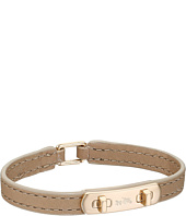 COACH - Leather Swagger Bracelet