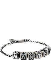 COACH - Wanted Block Letters Bracelet