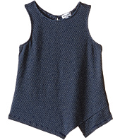 Splendid Littles - Indigo Striped High Neck Tank Top (Little Kids)