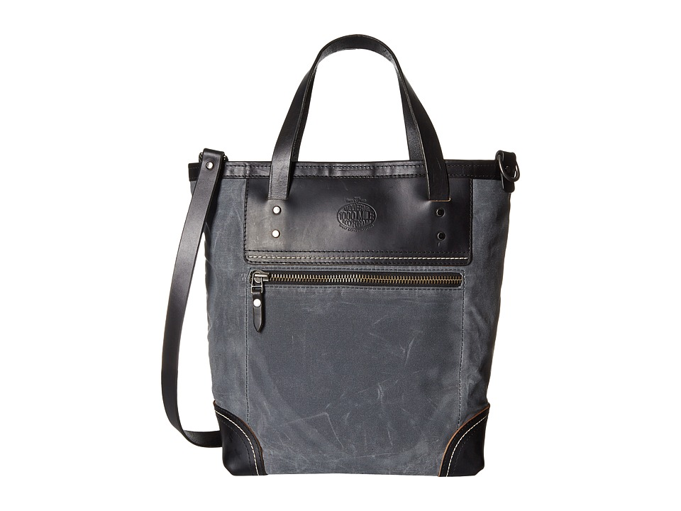 Wolverine 1000 Mile Rambler Tote Bag Black Tote Handbags
