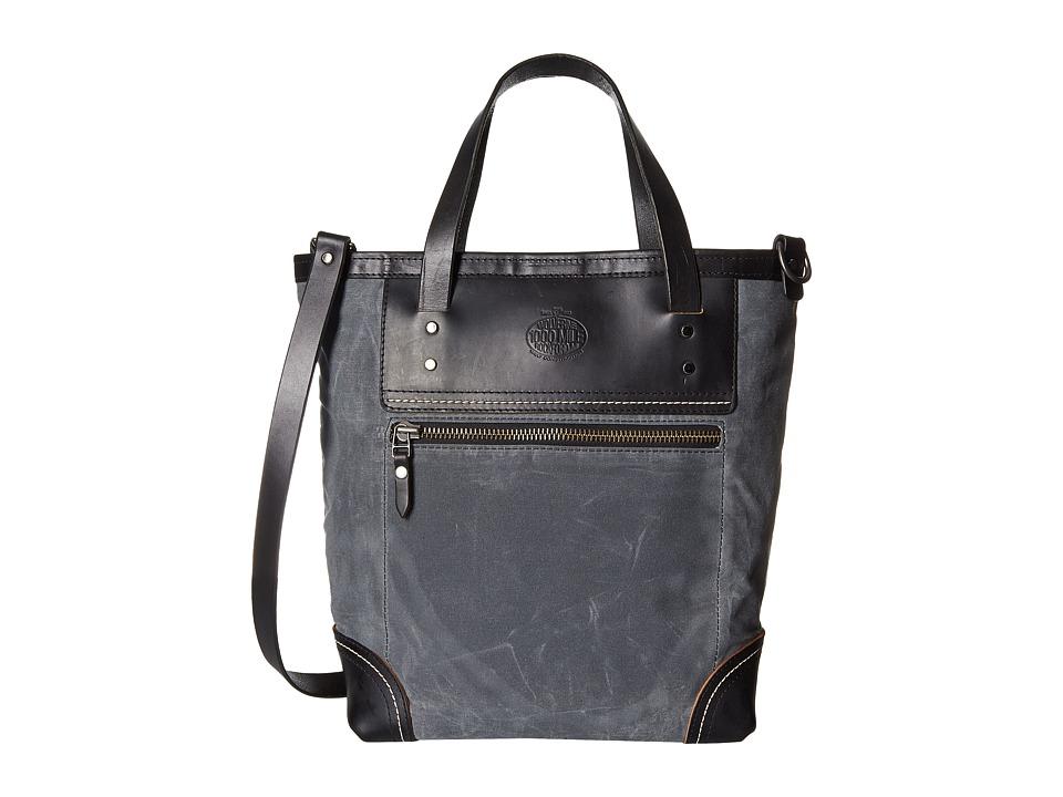 Wolverine - 1000 Mile Rambler Tote Bag (Black) Tote Handbags