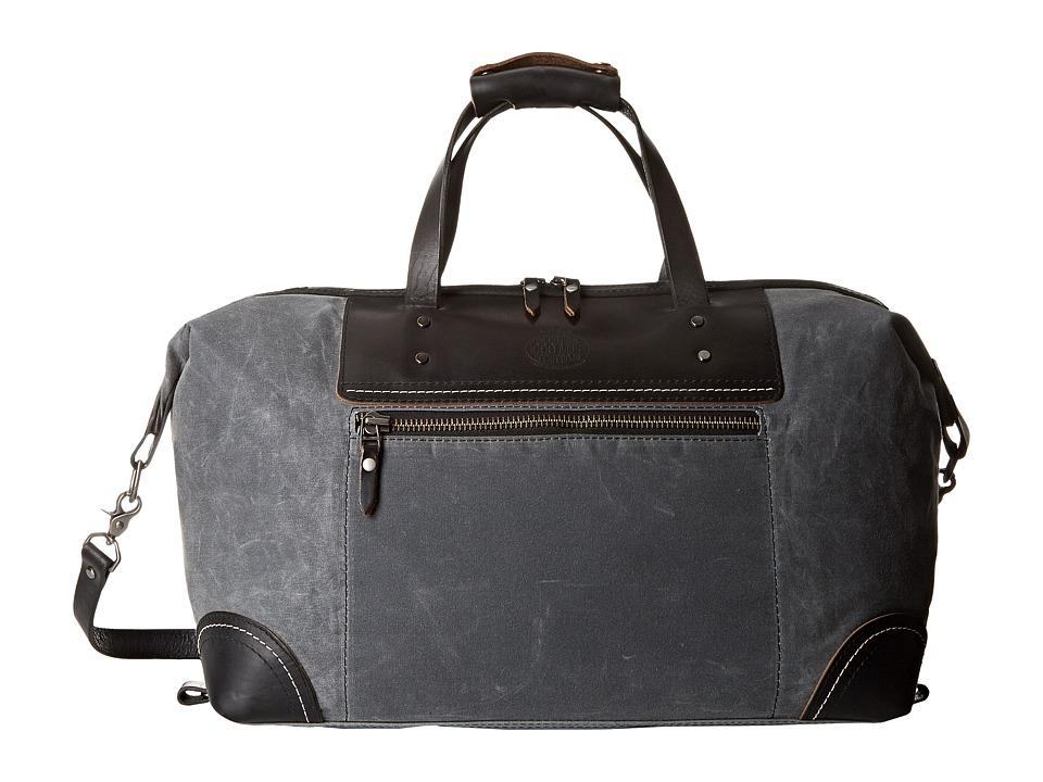 Wolverine 1000 Mile Duffel Bag Black Duffel Bags