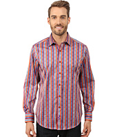 Robert Graham - George Bailey Long Sleeve Woven Shirt