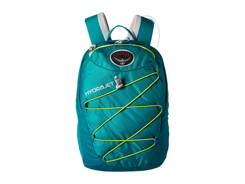 Osprey Hydrajet 15 (Real Teal) Backpack Bags