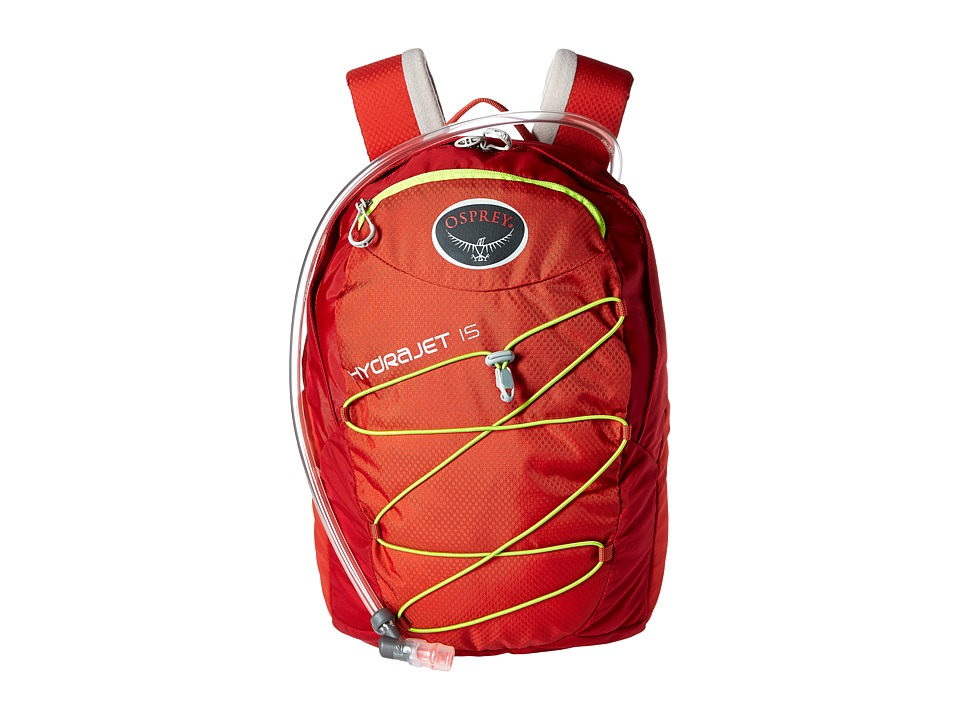 Osprey Hydrajet 15 (Strawberry Red) Backpack Bags